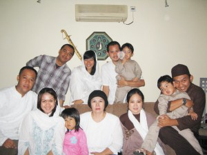 My Family The Soefriadys